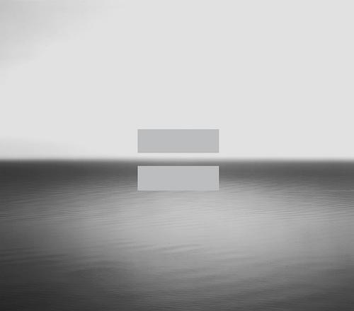 Album cover - photograph by Hiroshi Sugimoto